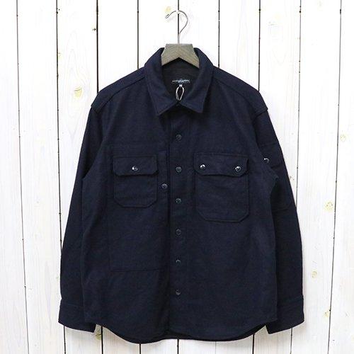 『Field Shirt Jacket-20oz Melton』