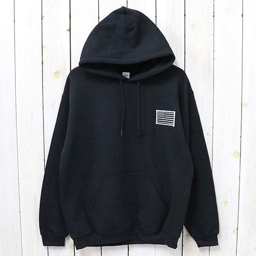 RANDT『Back Logo Printed Hoody-RANDT』(Black)