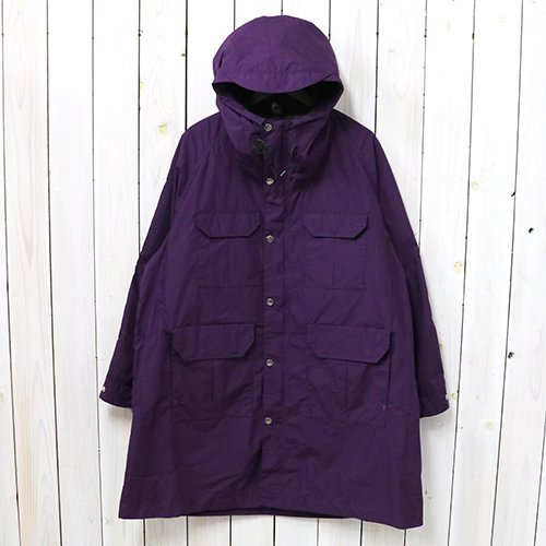『Midweight 65/35 Mountain Coat』(Purple)