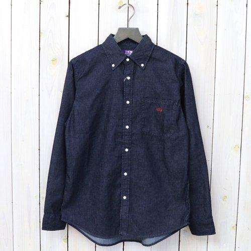 『Light Denim B.D Shirt』(Indigo)