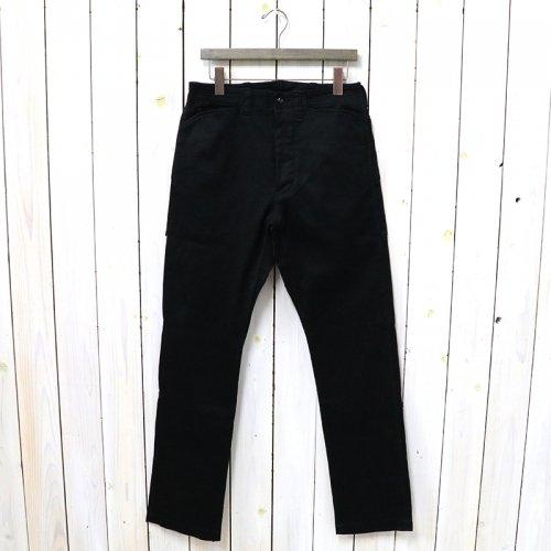 『DIGGIN PANTS(PIQUE)』(BLACK)