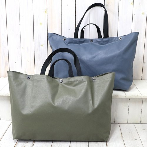 ARTS & CRAFTS『COATED CANVAS GEAR TOTE』