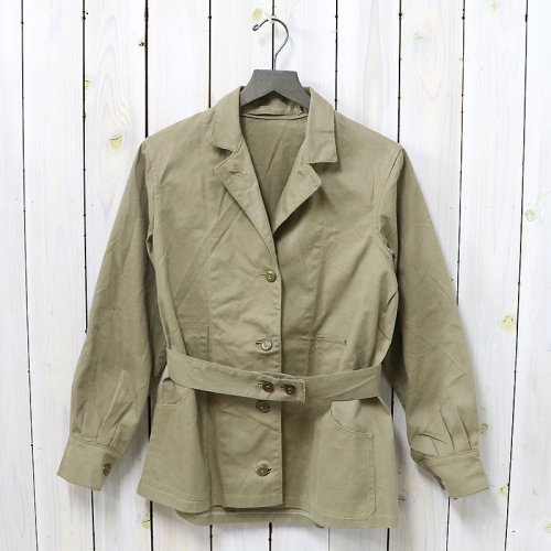 【SALE特価60%off】DEAD STOCK『BRITISH ARMY OVER SHORT COAT WOMENS』