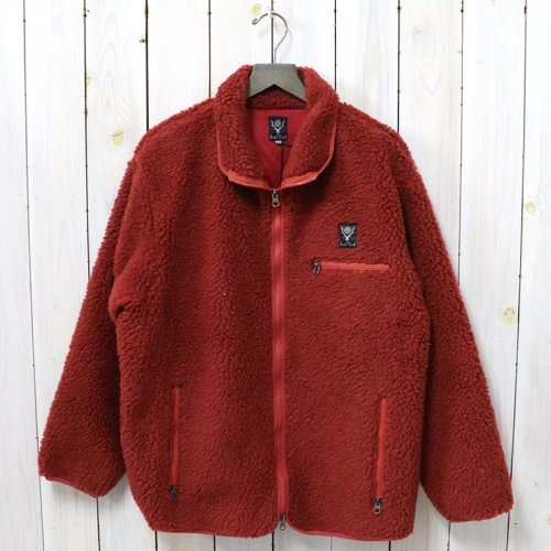 『Piping Jacket-Synthetic Pile』(Rust)
