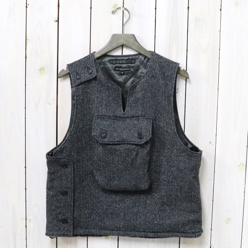 『Cover Vest-Poly Wool HB』