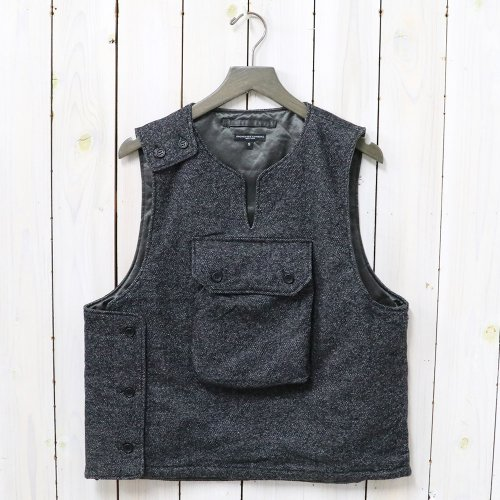 『Cover Vest-Blend Homespun』