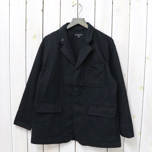ENGINEERED GARMENTS『Loiter Jacket-Cotton Heavy Twill』(Black)