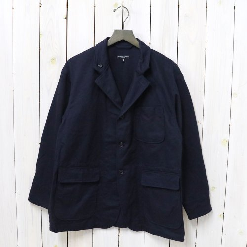 『Loiter Jacket-Cotton Heavy Twill』(Dk.Navy)