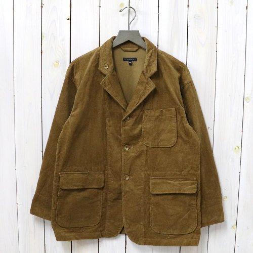『Loiter Jacket-11W Corduroy』(Chestnut)