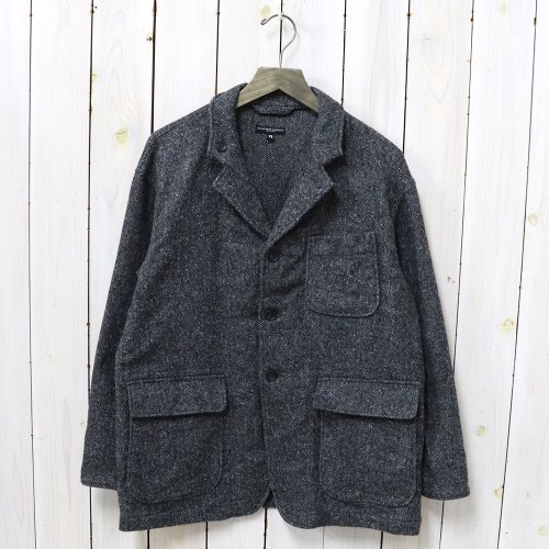 『Loiter Jacket-Poly Wool HB』
