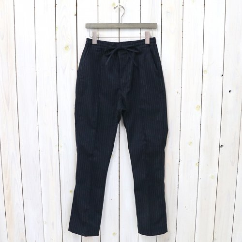 the conspires『striped ut pant』(navy)