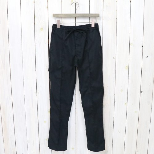 the conspires『striped ut pant』(charcoal)