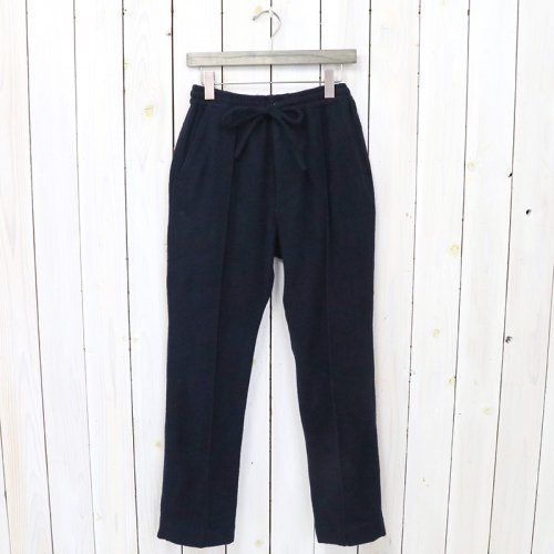 the conspires『flannel ut pant』(navy)