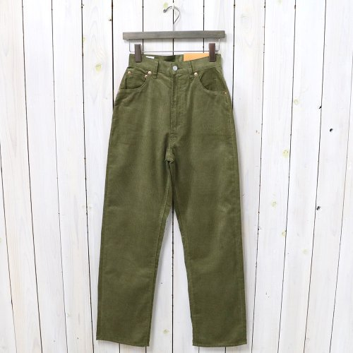 ANATOMICA『618 MARILYN CORDS』(OLIVE)