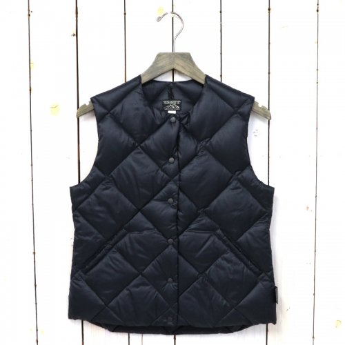 Rocky Mountain Featherbed『Women's Six Month Down Vest』(BLACK)