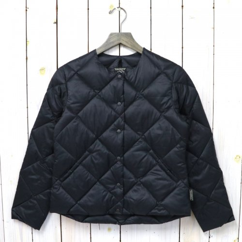 Rocky Mountain Featherbed『Women's Six Month Down Cardigan』(BLACK)