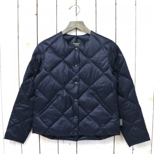 Rocky Mountain Featherbed『Women's Six Month Down Cardigan』(NAVY)