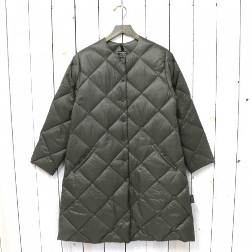 Rocky Mountain Featherbed『Women's Six Month Down Coat』(OLIVE)