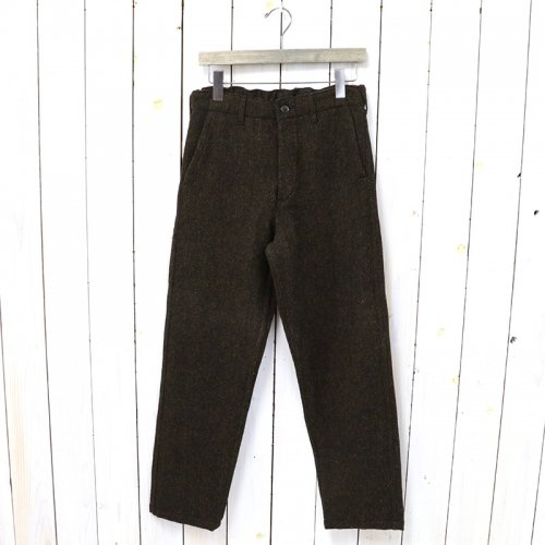 orSlow『FRENCH WORK PANTS』(Maize)