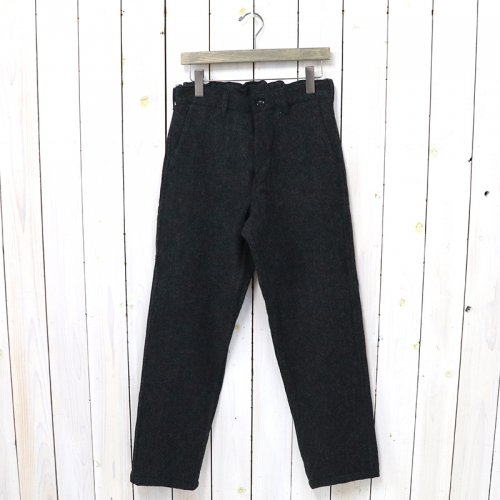orSlow『FRENCH WORK PANTS』(Charcoal Gray)