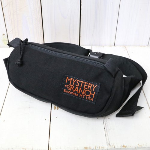 MYSTERY RANCH『FORAGER HIPSACK』(Black)