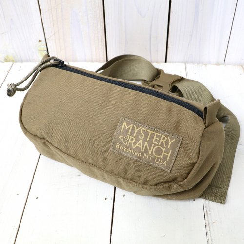 MYSTERY RANCH『FORAGER HIPSACK』(Coyote)