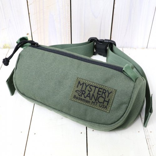 MYSTERY RANCH『FORAGER HIPSACK』(Olive)