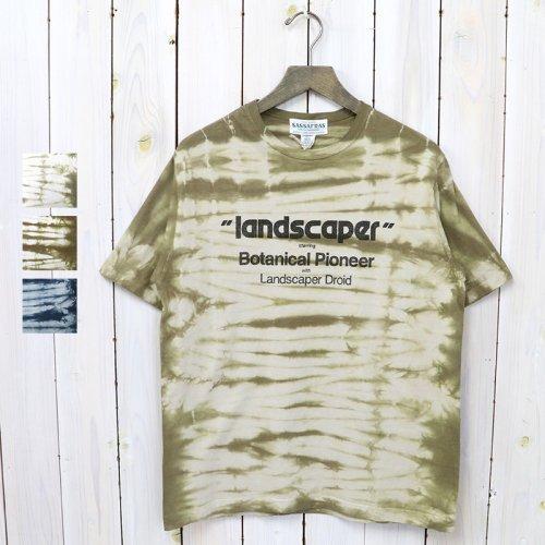『LANDSCAPER SR T 1/2(KAGO DYE)』