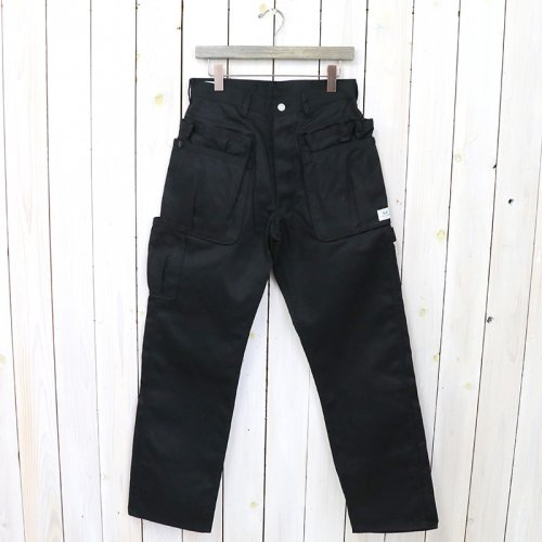 『WHOLE HOLE PANTS(T/C CHINO)』(BLACK)></a>