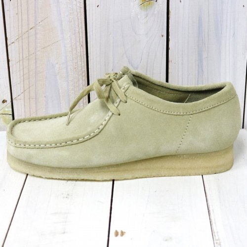 Clarks『Wallabee』(Maple Suede)