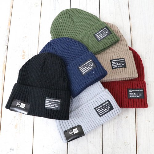 New Era『Military Knit Patch Solid』
