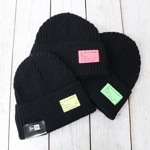 New Era『Military Knit Neon Patch』