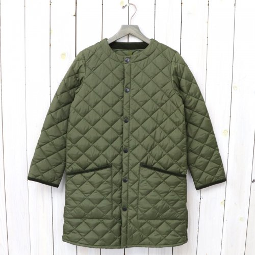 Barbour『NO COLLAR LIDDESDALE』(OLIVE)