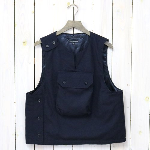 ENGINEERED GARMENTS『Cover Vest-Uniform Serge』