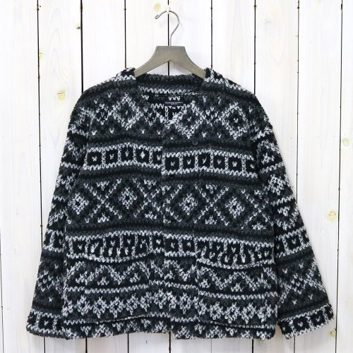 ENGINEERED GARMENTS『Knit Long Cardigan-Fair Isle Sweater Knit』