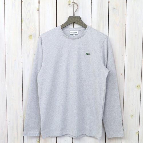 『ロングスリーブTシャツ(長袖)』(ライトグレー)
