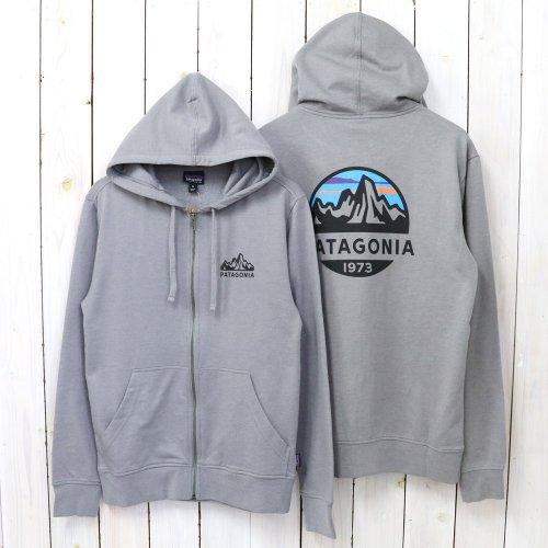 patagonia『M's Fitz Roy Scope Lightweight Full Zip Hoody』(Feather Grey)