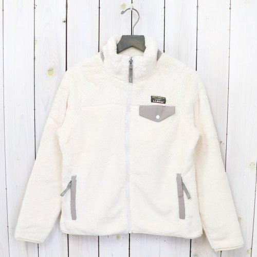 L.L.Bean『Hi-Pile Fleece Jacket』(Sailcloth/Ledge)