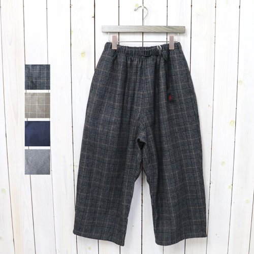 GRAMICCI『WOOL BLEND BALLOON PANTS』