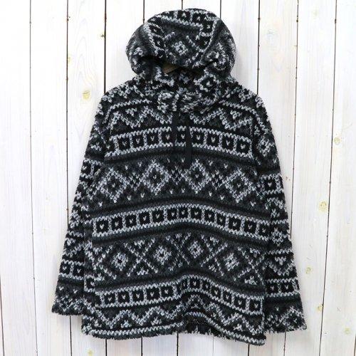 ENGINEERED GARMENTS『Long Sleeve Hoody-Fair Isle Sweater Knit』