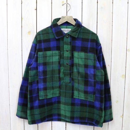 ENGINEERED GARMENTS WORKADAY『Army Shirt-Polyester Fleece』(Blackwatch)