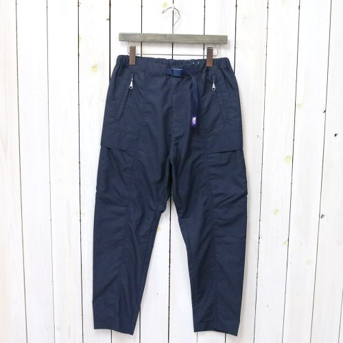 THE NORTH FACE PURPLE LABEL『High Multi Polyester Twill Field Pants』(Navy)
