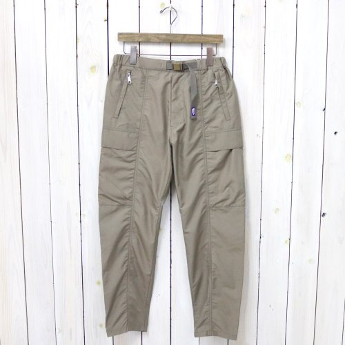 THE NORTH FACE PURPLE LABEL『High Multi Polyester Twill Field Pants』(Gray)