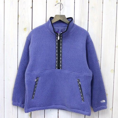 THE NORTH FACE PURPLE LABEL『POLARTEC Field Pullover』(Purple)