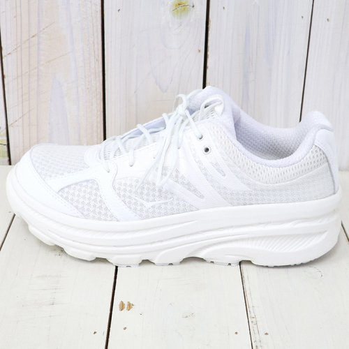 【会員様限定SALE】ENGINEERED GARMENTS×Hoka One One『Bondi B EG』(White)