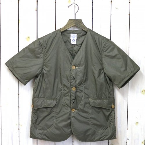 POST O'ALLS『Royal Traveler Shirt-1/2』(olive)