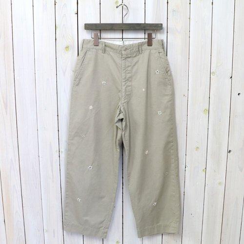 SHANANA MIL『DAISY CHINO PANTS』