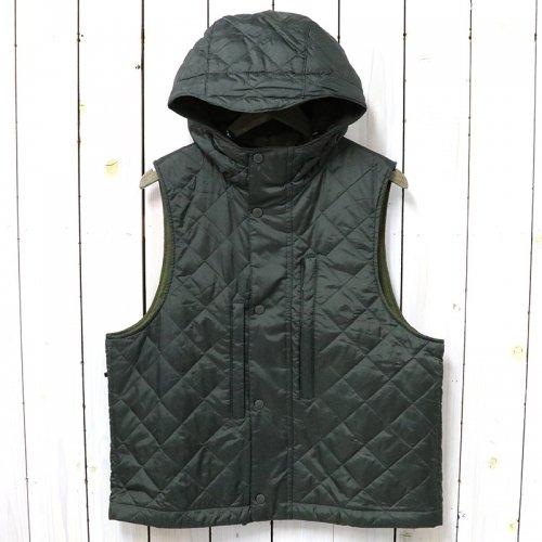 ENGINEERED GARMENTS×Barbour『Field Vest』(Olive)