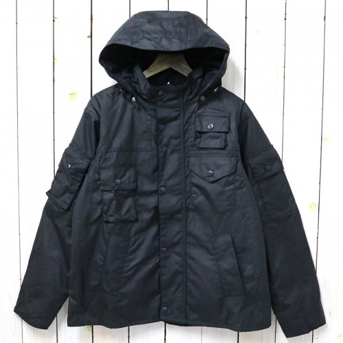 ENGINEERED GARMENTS×Barbour『Cowen Wax』(Navy)