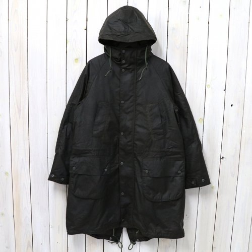 ENGINEERED GARMENTS×Barbour『Highland Wax Parka』(Olive)